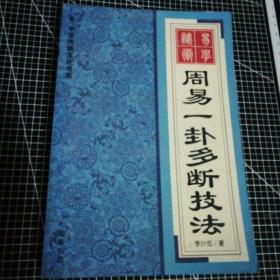 周易一卦多断技法(中华传统文化丛书)