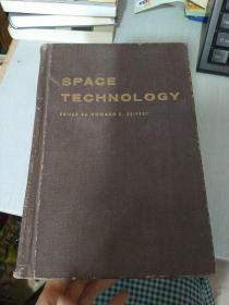 SPACE TECHNOLOGY 宇宙空间工艺学(书角磨损)