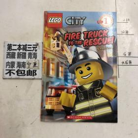 Scholastic Reader!Level 1—LEGO City: Fire Truck to the Rescue!Scholastic Reader!级别一LEGOCity: 消防车去营救
