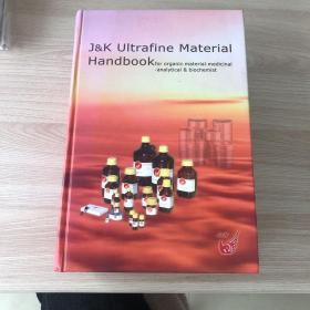 百灵威 2009 J&K UItrafine Material Handbook for organic·material·medicinal·analytical&biochemist