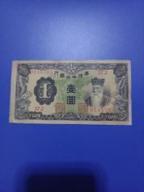 民国,老物件,老钱币,东北满洲国钱币,一元。详情见图以及描述。