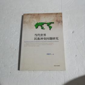 当代世界民族冲突问题研究.