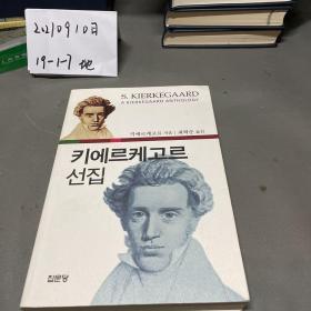 韩语原版:克尔凯郭尔选集 A Kierkegaard Anthology