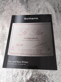 Bonhams Fine and Rare Wines