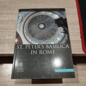 ST PETER'S BASILICA IM ROME