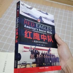 红鹰中队:美国机密米格机队(一版一印)