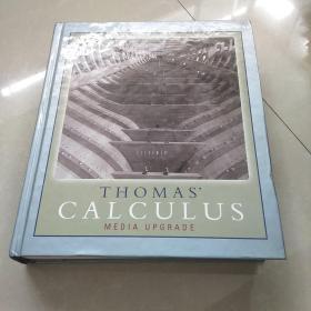 托马斯微积分~英文原版