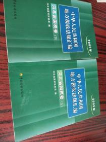 中华人民共和国地方税收法规汇编. 2005年. 河北省 国税卷