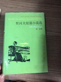 契诃夫短篇小说选精装