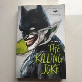 蝙蝠侠:致命玩笑 英文原版 Batman: The Killing Joke 漫画DC