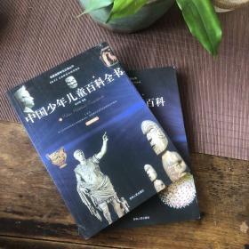 中国少年儿童百科全书.文化艺术卷 上下册全