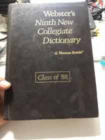 Webster's  Ninth New  Collegiate  Dictionary