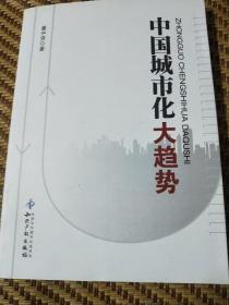 中国城市化大趋势