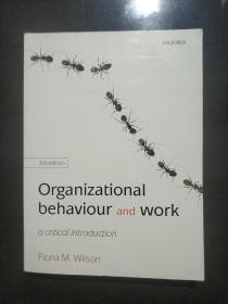 Organizational Behaviour and Work:A Critical Introduction