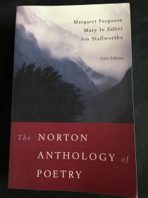 The NORTON ANTHOLOGY of POETRY(英文原版,诺顿诗集)