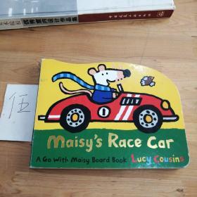 Maisy's Race Car  A Go with Maisy Board Book