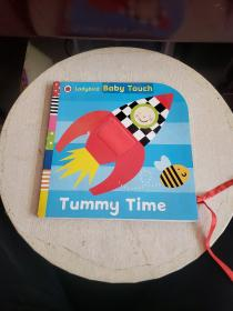 Baby Touch: Tummy Time (触摸书)