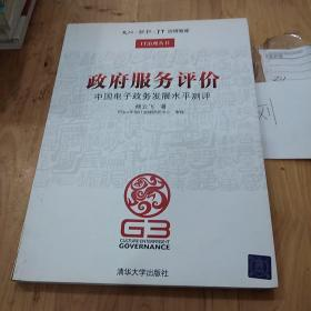 政府服务评价——中国电子政务发展水平测评(文化·组织·IT治理智库—IT治理丛书)