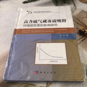 高含硫气藏液硫吸附对储层伤害的影响研究