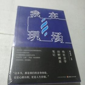 我在现场:性社会学田野调查笔记  全新未拆封