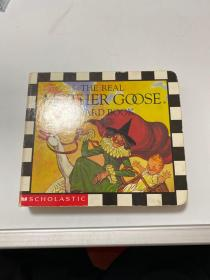 THE REAL mother coose board book  【80层】