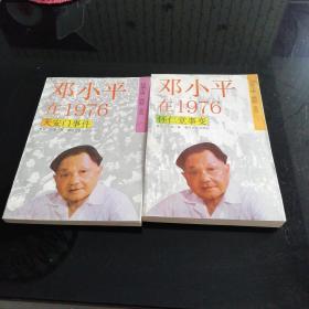 邓小平在1976,纪实小说崛起:之三,上下