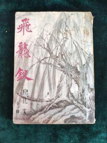 武侠小说 飞龙钗 全1册 皇鼎文化出版社