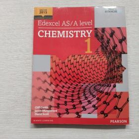 edexcel as/ a level chemistry 1