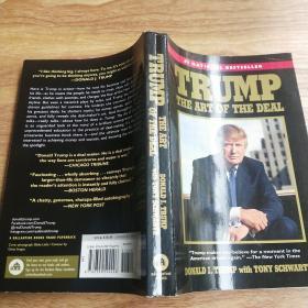 Trump: The Art of the Deal书名以图片为准