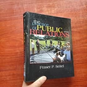 The Practice of Public Relations, Ninth Edition(精装)