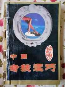 中国奇技淫巧