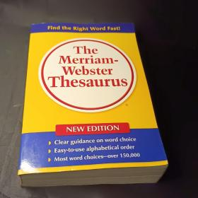 MerriamWebster Thesaurus