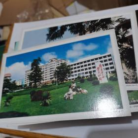 中国邮政明信片:辽宁师范大学-文科教学楼