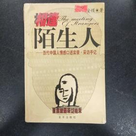 相逢陌生人:当代中国人情感口述实录・采访手记