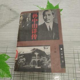 孙中山详传(下册)