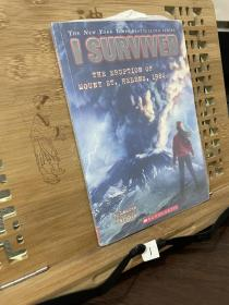 I SURVIVED THE ERUPTION OF MOUNT ST.HELENS,1980