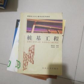 新世纪土木工程专业系列教材:桩基工程