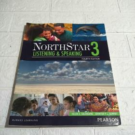 NorthStar Listening and Speaking 3 【平装 16开 详情看图】