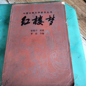 中国古典文学普及丛书红楼梦上