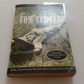 The Adventures of Tom Sawyer (Aladdin Classics) 英文原版《汤姆索亚历险记》(阿拉丁经典)