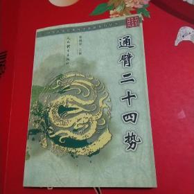 通臂二十四式——中国武学优秀传统拳械系列丛书