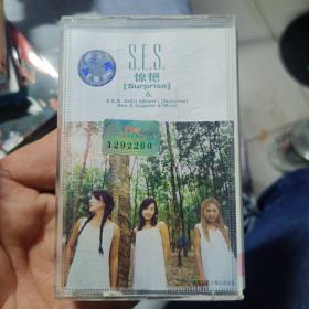 磁带: S.E.S 惊艳 美少女组合进军日本之金曲韩国版 韩国歌坛美少女组合宗师级人物 有歌词