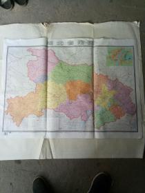湖北省地图
