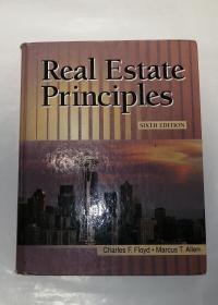 Real Estate Principles  SIXTH EDITION