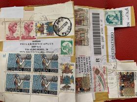 意大利邮票