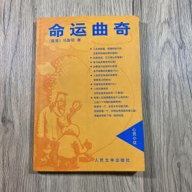 命运曲奇:心灵小说