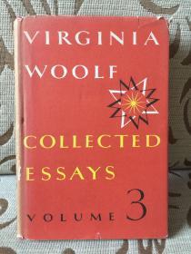 Virginia Woolf Collected Essays volume 3 -- 《伍尔夫散文集》卷三