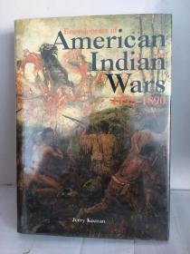 American Indian Wars 1492-1890