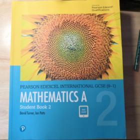 全新爱德思IGCSE数学Edexcel IGCSE Mathematics A Student Book2  国外原版,包正版