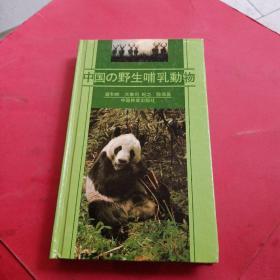 中国野生哺乳动物